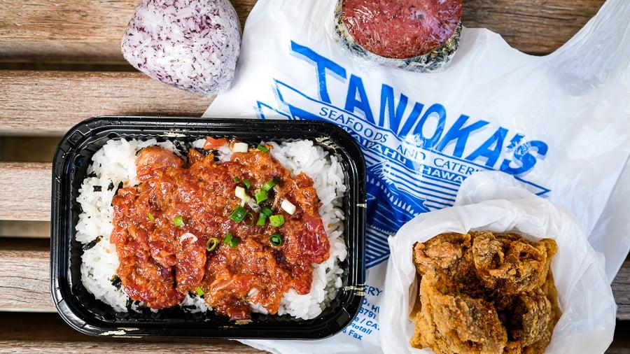 Tanioka's