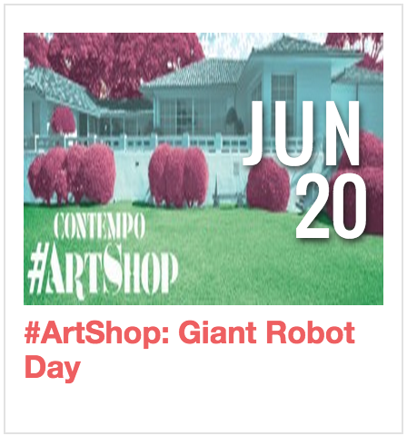 Giant Robot Day