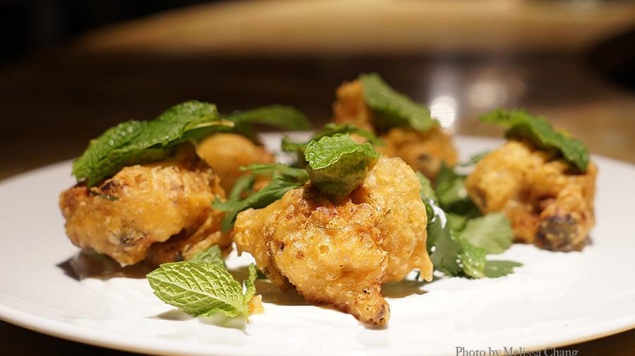 Tandoori fried chicken