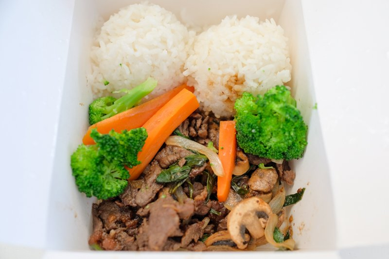 Avoid the $17.95 bulgogi entree with all your might.