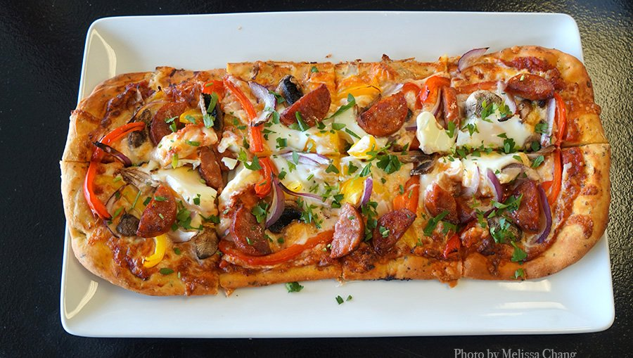 Breakfast Flatbread