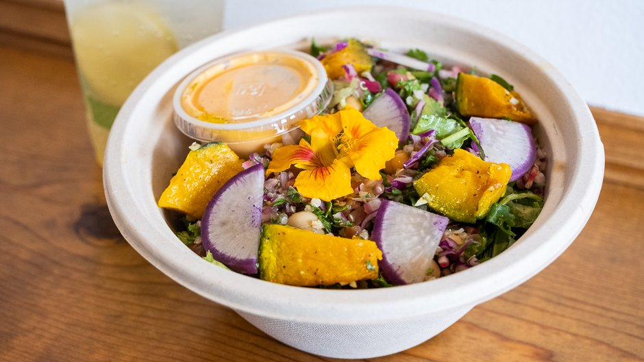 Bloom Chopped Salad