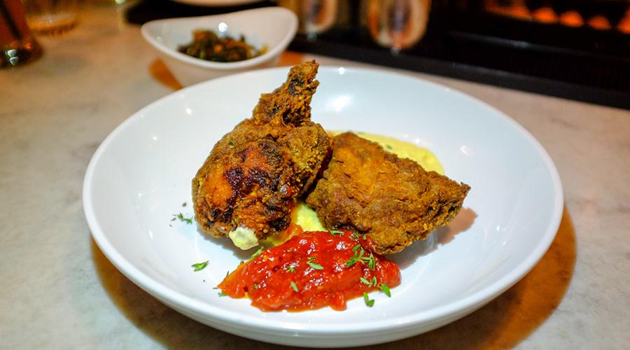 Fete fried chicken