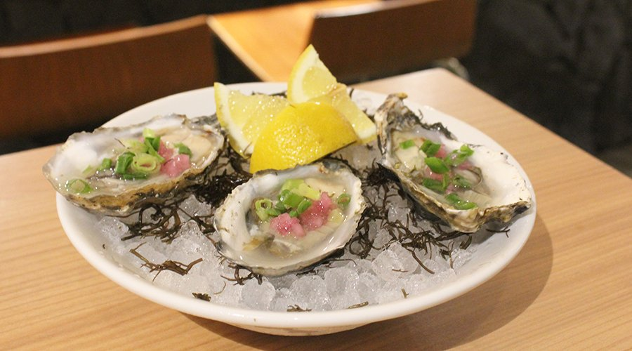 Foodland oysters