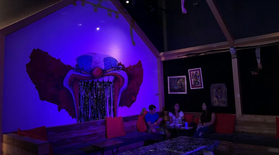 Ghost Bar decor