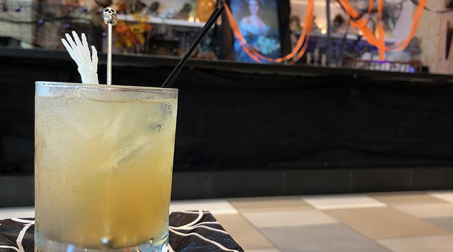 Ghost Bar Skeleton