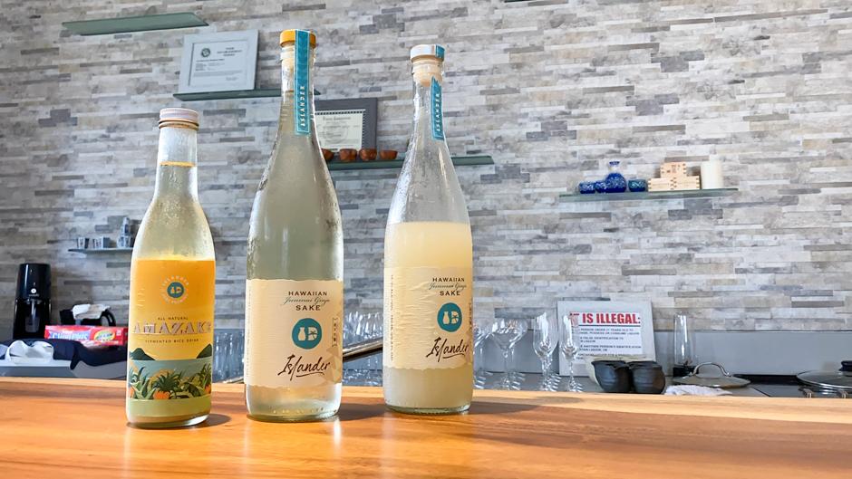 Islander Sake Brewery