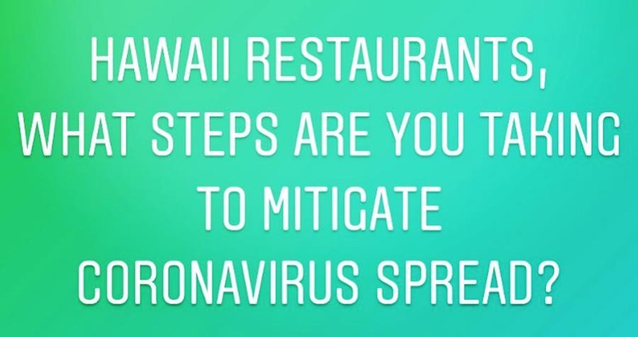 mitigate coronavirus