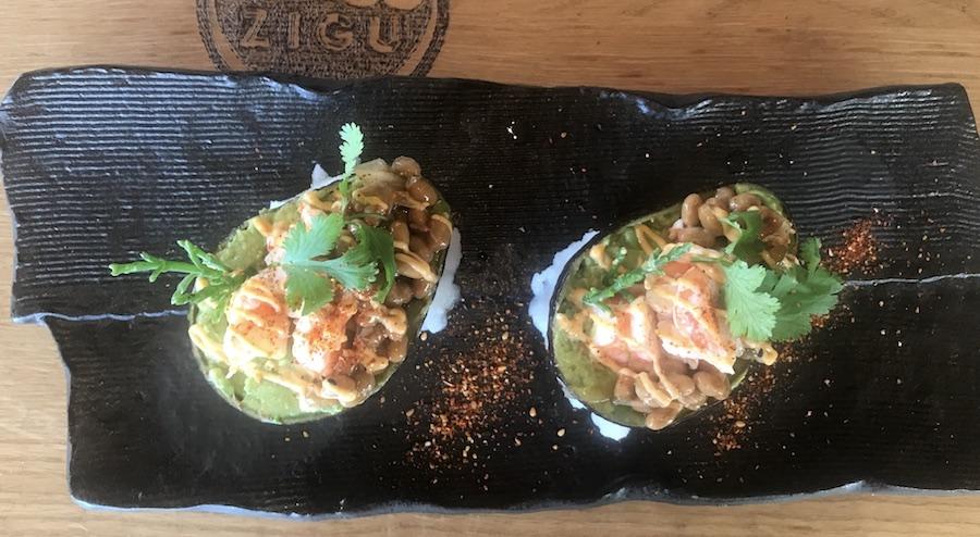 natto guacamole