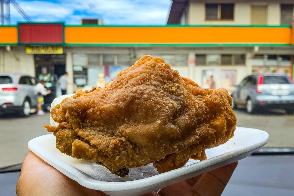 paalaa kai market fried chicken