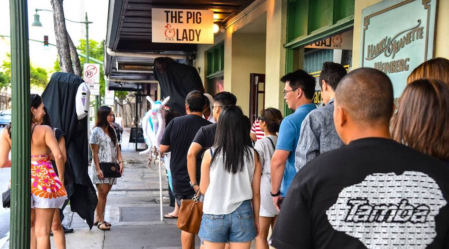 Chinatown's Pig & the Lady