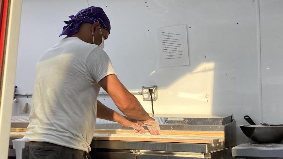 agostino the mobile pizzaiolo