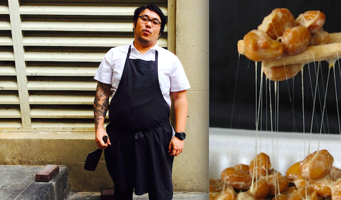 Andrew Le, the Pig and the Lady's James Beard-nominated chef