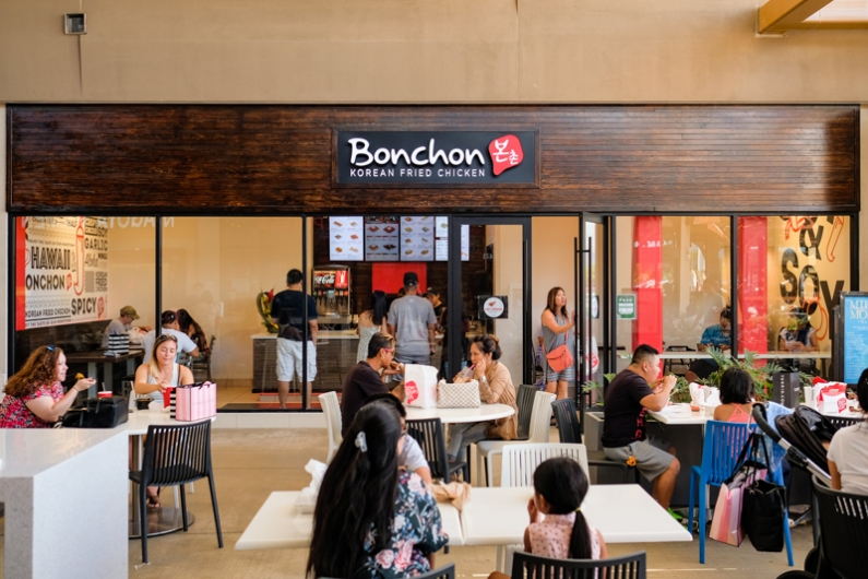 Bonchon chicken is open. But read this first