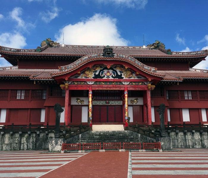 okinawashuricastle
