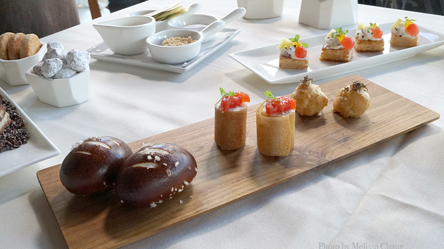 pupus and pastries savory snacks