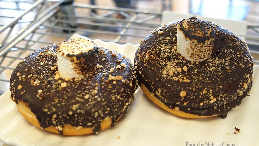 smore donuts