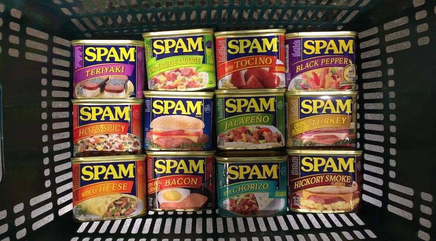 spam varieties