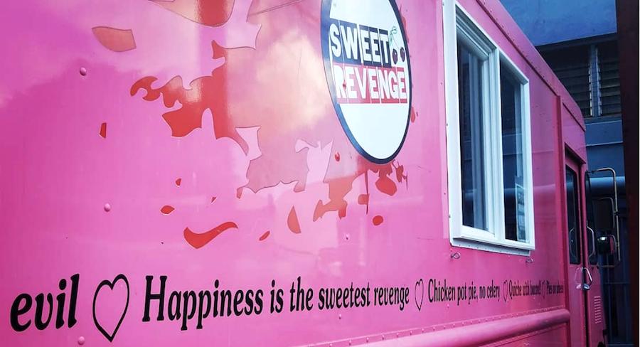sweet revenge pie truck