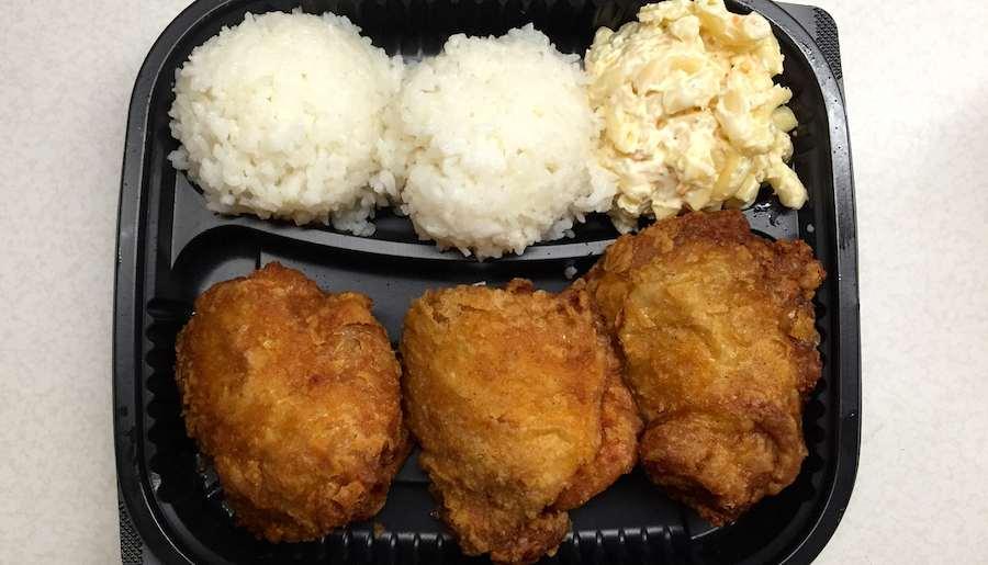 Zippy's fried chicken