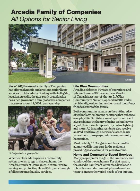 Arcadia Home Health Services