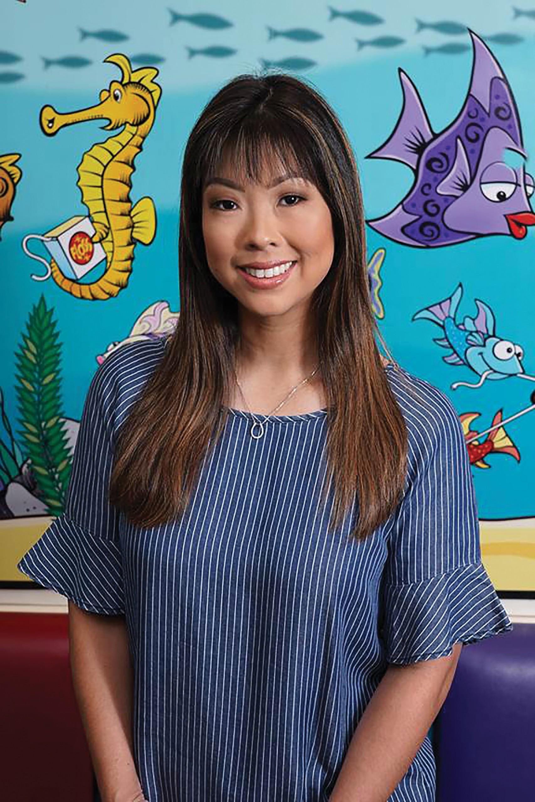 Cherie C. Uchida-Moribe, D.D.S.
