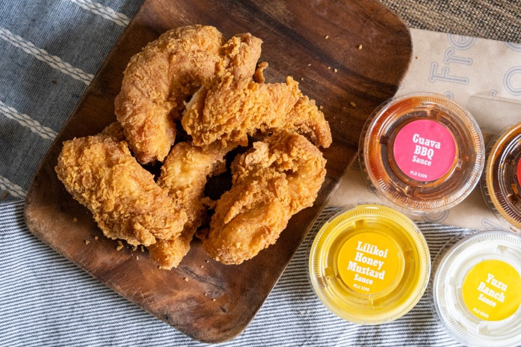 Foodland Farms Chicken Tenders 3