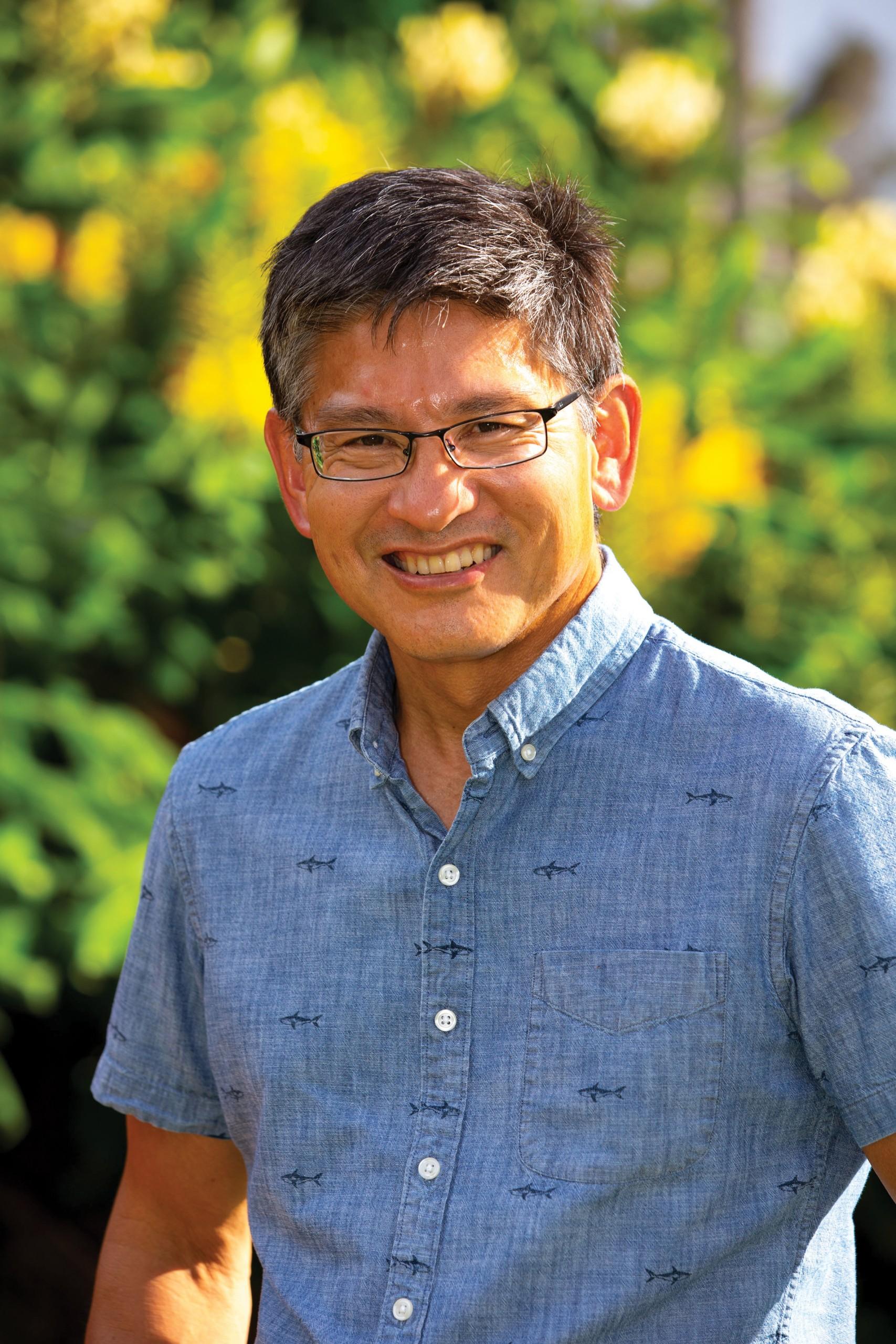 David K. Hiranaka, M.D., D.M.D.