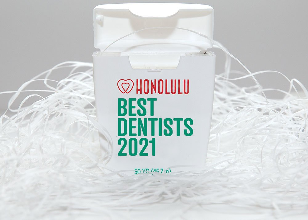 The Best Dentists In Hawaii 2021 Cover