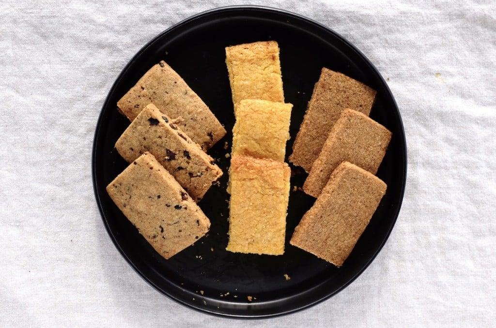 Ulu Kiawe Cornmeal Shortbread
