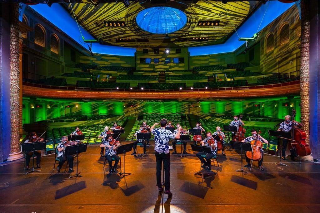 Hawaii Symphony Orchestra Covid 2