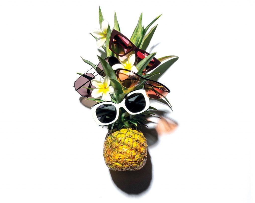 Hn2106 Ay Style Fruit Sunglasses 3270