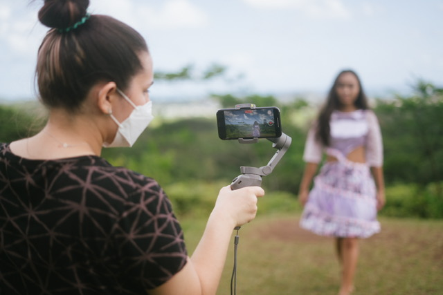 Excitement and Exhaustion of Planning UHʻs First Virtual Fashion Show