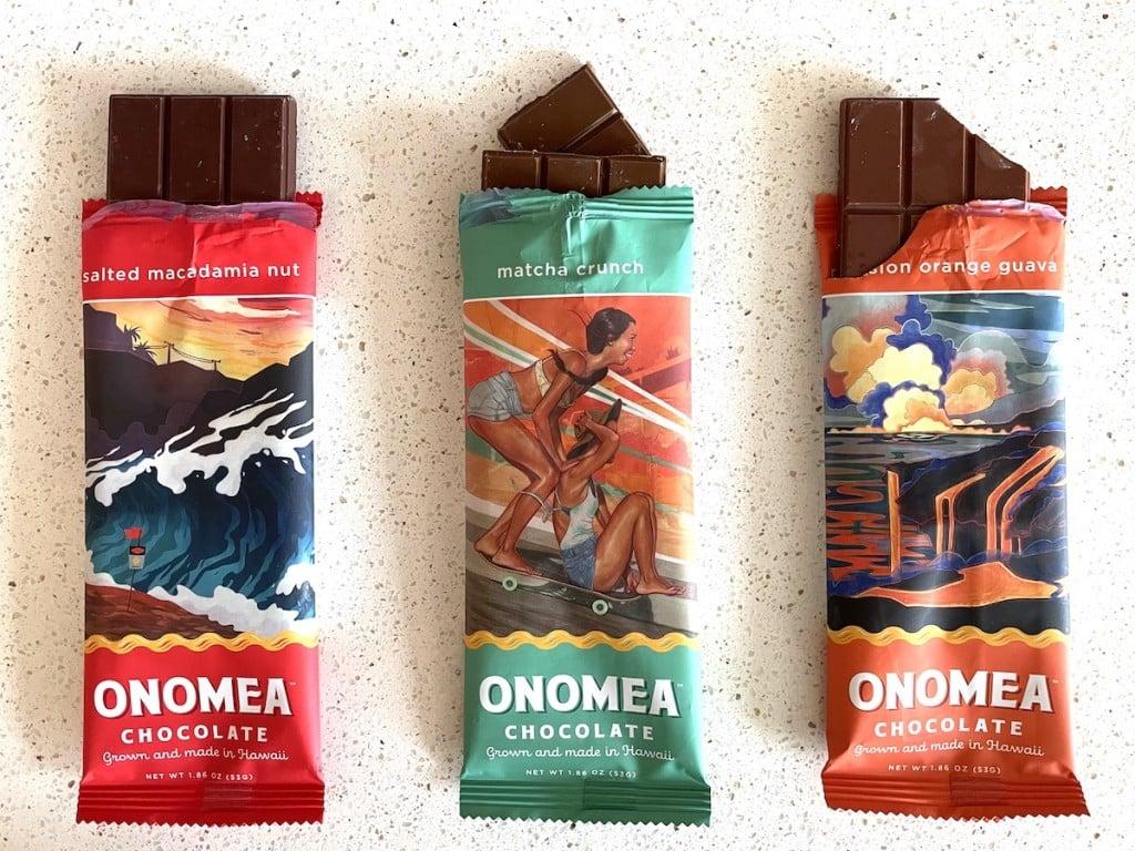 Onomea Chocolate