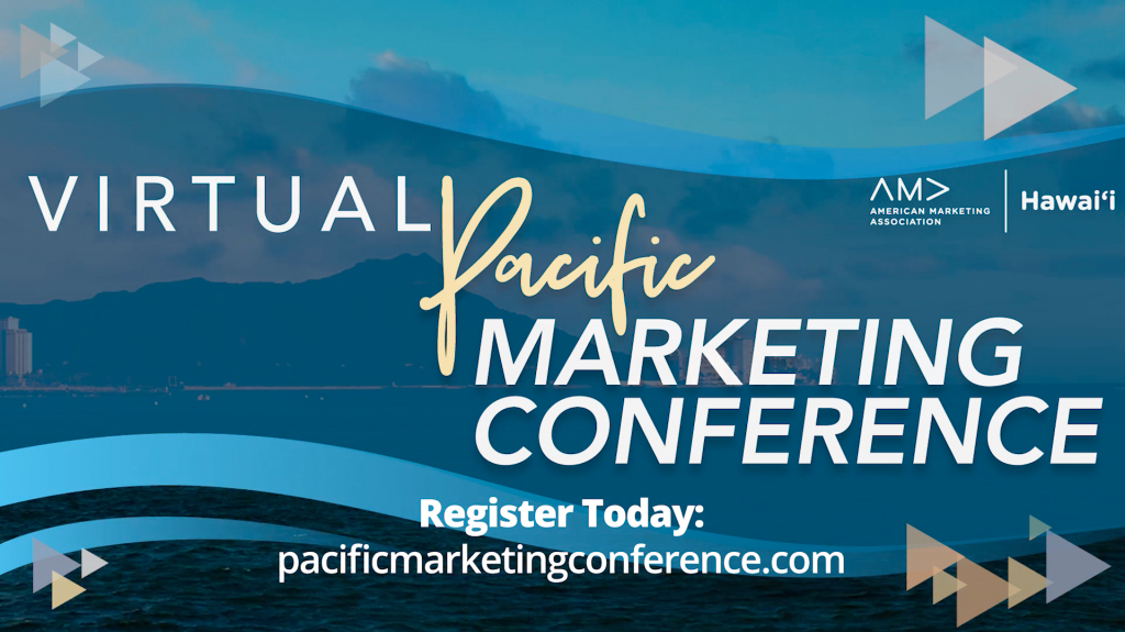 2021 Pacific Marketing Conference