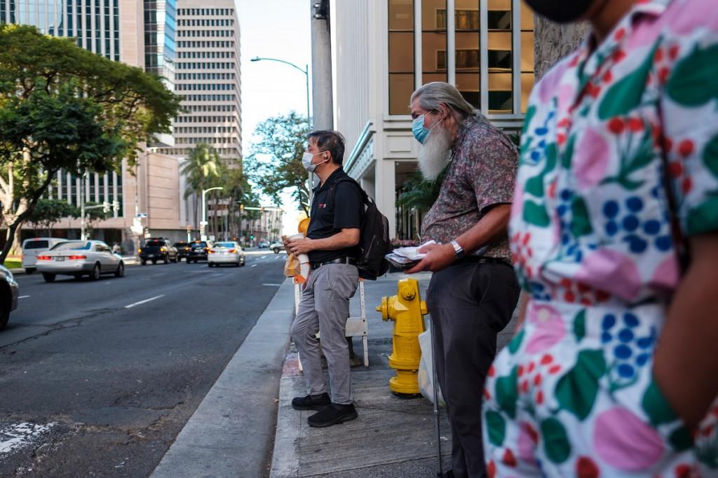 Hawaii Drops Outside Covid 19 Mask Requirements Honolulu