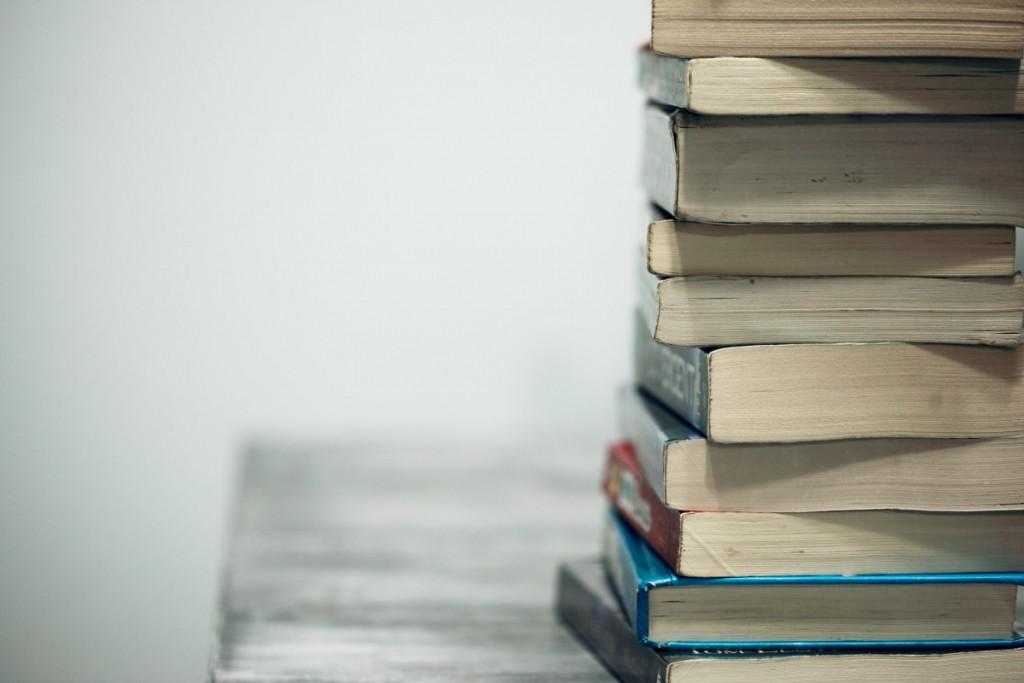Books Credit Unsplash Sharon Mccutcheon