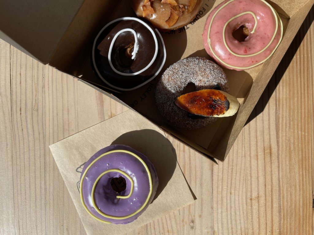 Holey Grail Doughnuts Credit Thomas Obungen