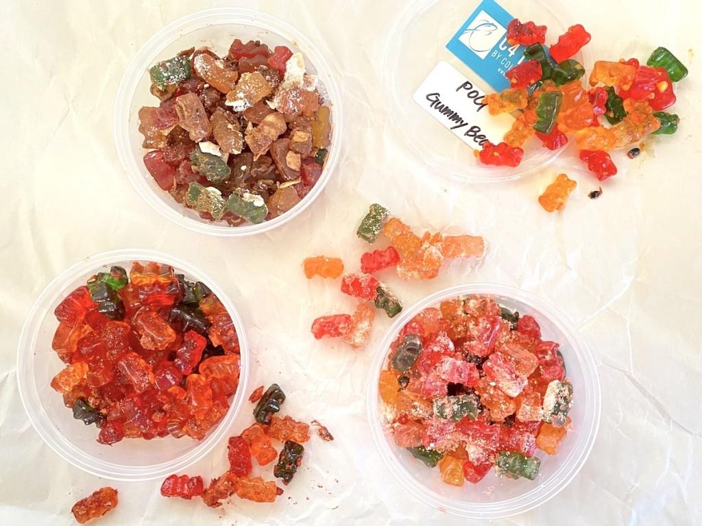 Colin Hazama Gummy Bears