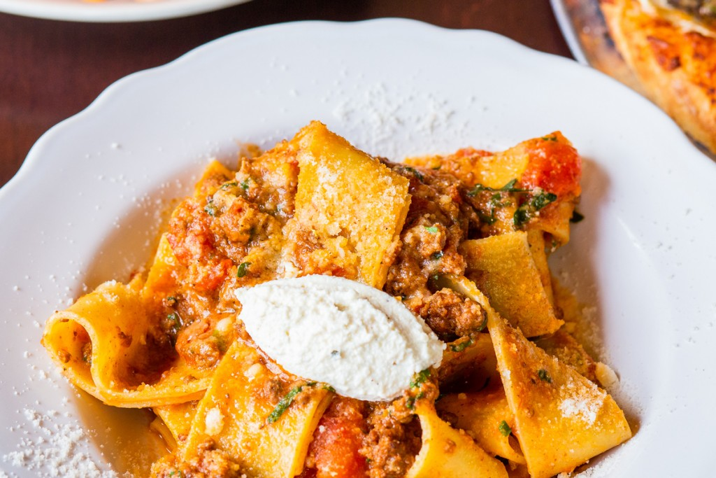 Mad Bene Pappardelle