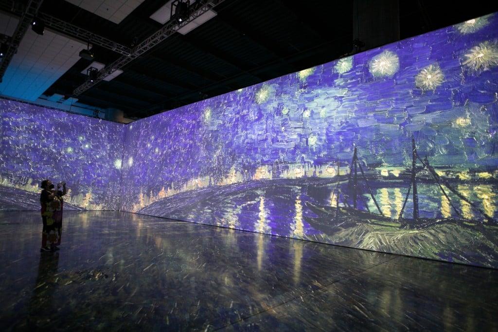 Beyond Van Gogh Exhibit