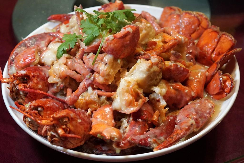 mandalay Lobster E Mein melissa chang