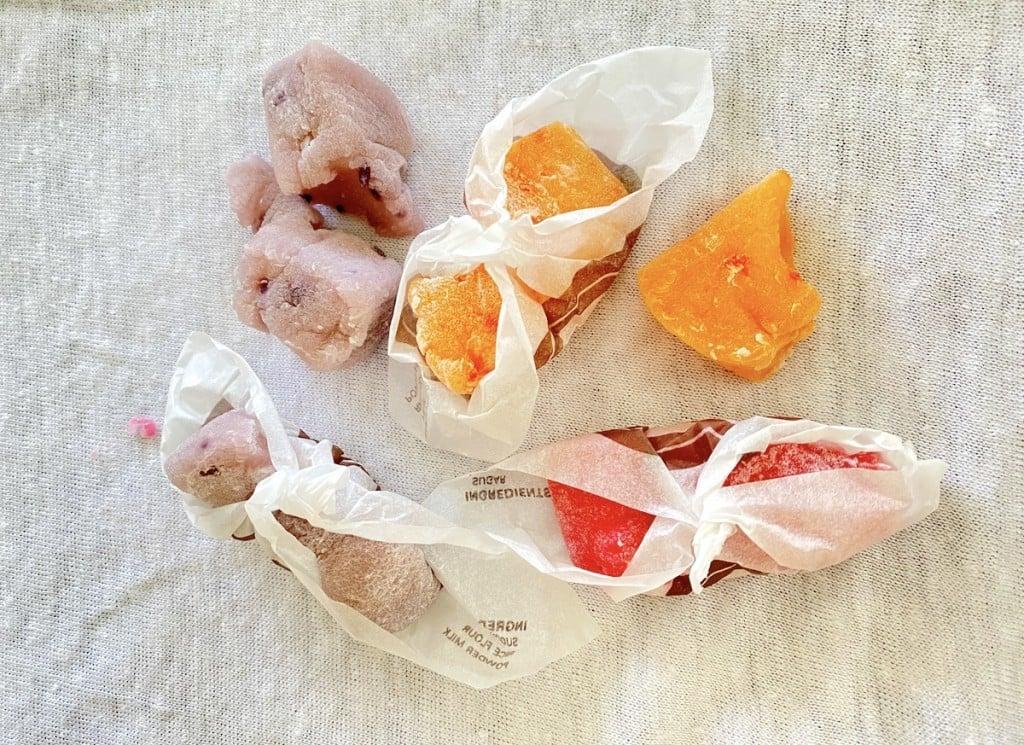 Nisshodo Fruit Chichi Dango Mari Taketa