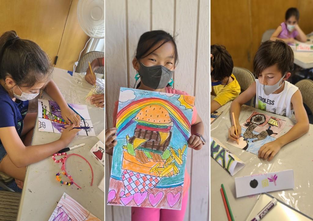 Kidz Art Classes Photo Courtesy Kidz Art Hawaii