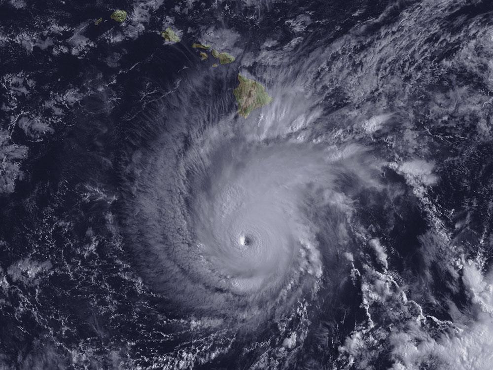 Hurricane Lane Noaa