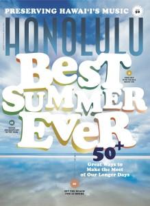 Best Summer Ever Honolulu Oahu Hawaii 2019 Cover