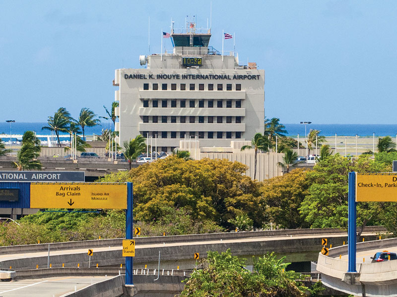 Daniel K Inouye International Airport For Web