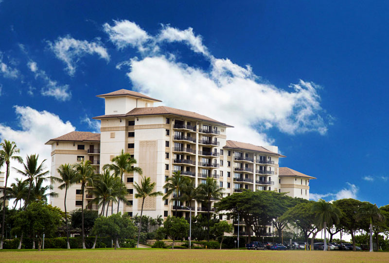Real Estate Resort Lifestyle Beach Villas