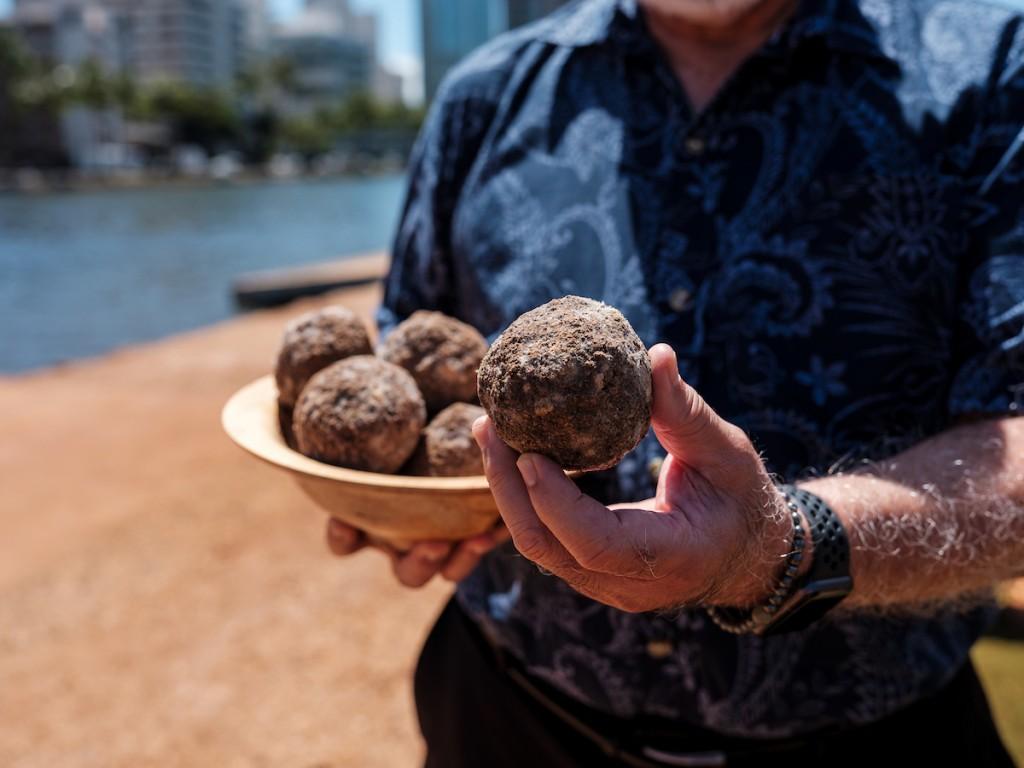 Genki Balls Ala Wai Waikiki Hawaii Clean Up