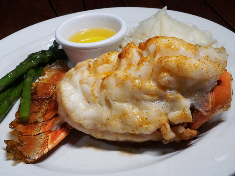 Bc Chart House Lobster Tail